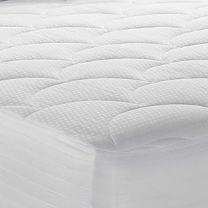 Therapedic 500 Thread Count Long Staple Cotton Mattress Pad KING