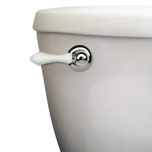Danco Decorative White Tank Lever