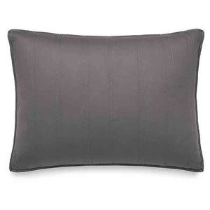 UGG Surfwashed Standard Pillow Sham in Charcoal