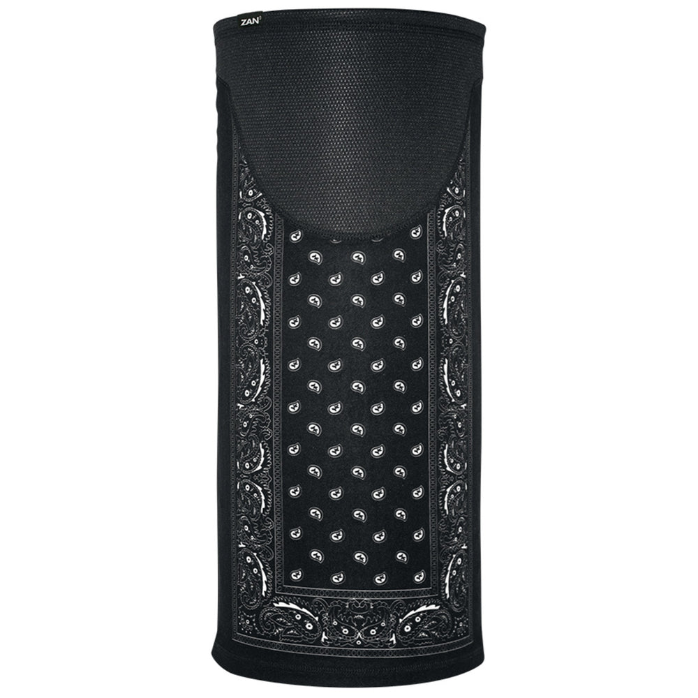 TW101 Tube, Windproof, Black Paisley