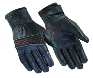DS2426 Women's Cruiser Glove (Black / Red)
