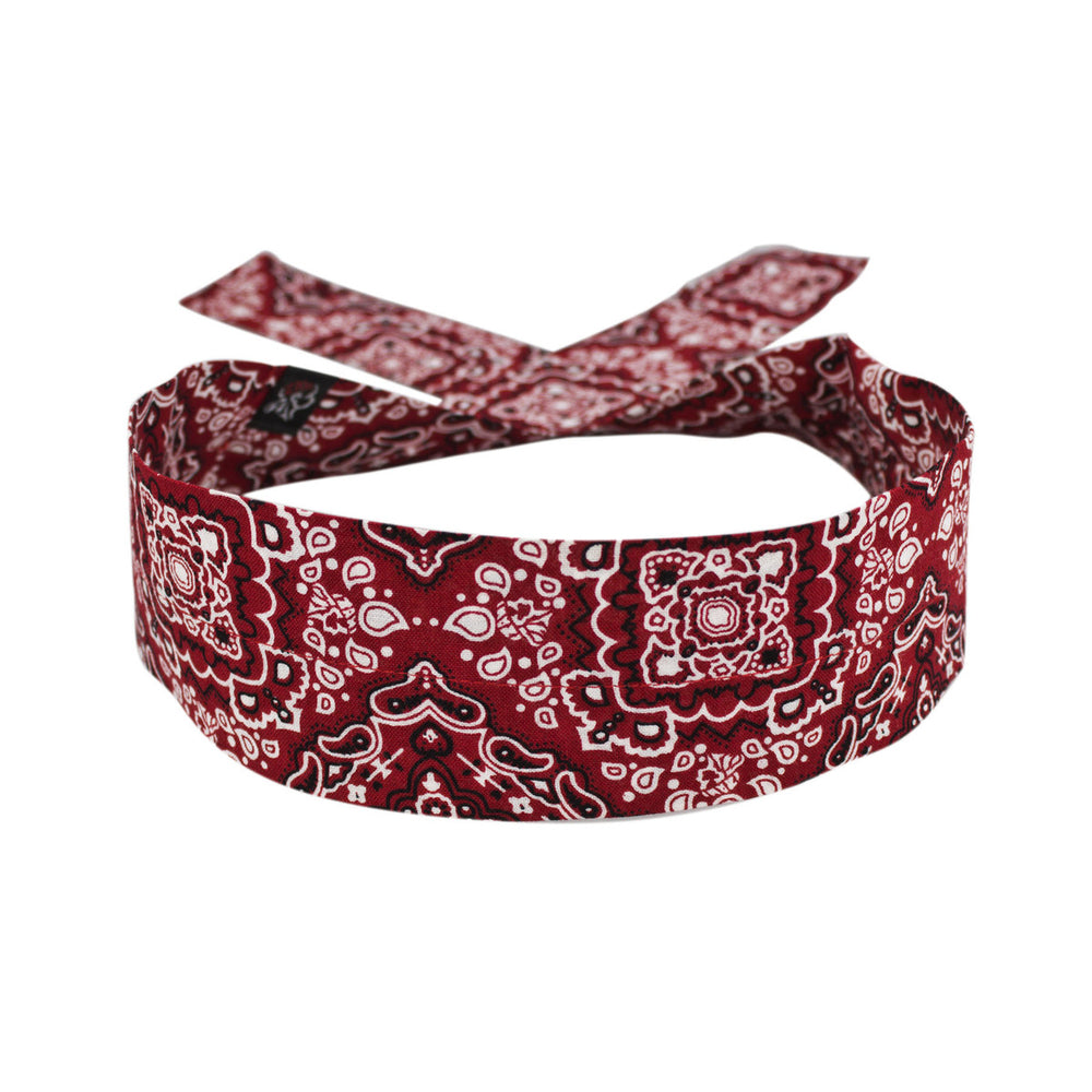 DC106 Cooldanna® Red Paisley