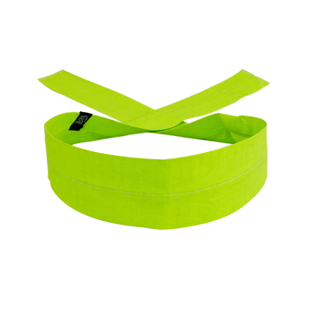 DC142L Cooldanna® Cotton, High-Visibility Lime