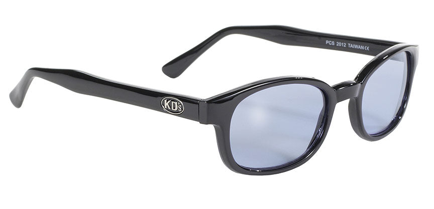 2012 KD's Blk Frame/Light Blue Lens