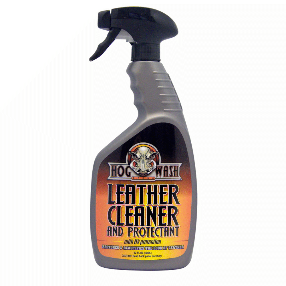HW0549 Leather Cleaner and Protectant - 22 oz.