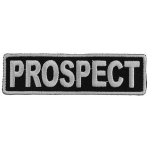 P3709 Prospect Patch 3.5 Inch White