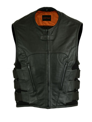DS007 Men's Updated SWAT Team Style Vest
