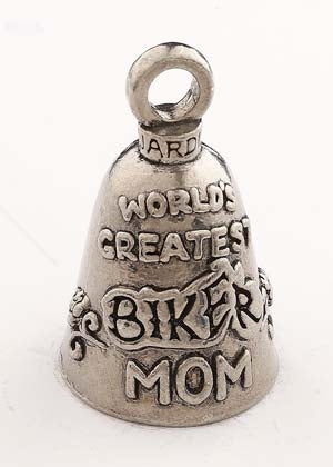 GB Biker Mom Guardian Bell® Biker Mom