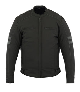 DS703 All Season Reflective Men's Textile Jacket