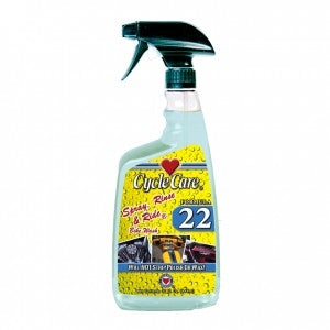 22032 Formula 22- Spray, Rinse & Ride Bike Wash- 32oz