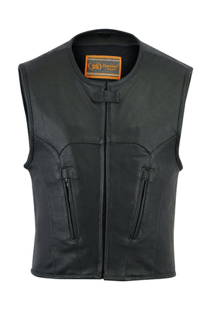 DS004 Men's Updated Perforated SWAT Team Style Vest