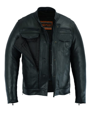 DS787 Men's Modern Utility Style Jacket