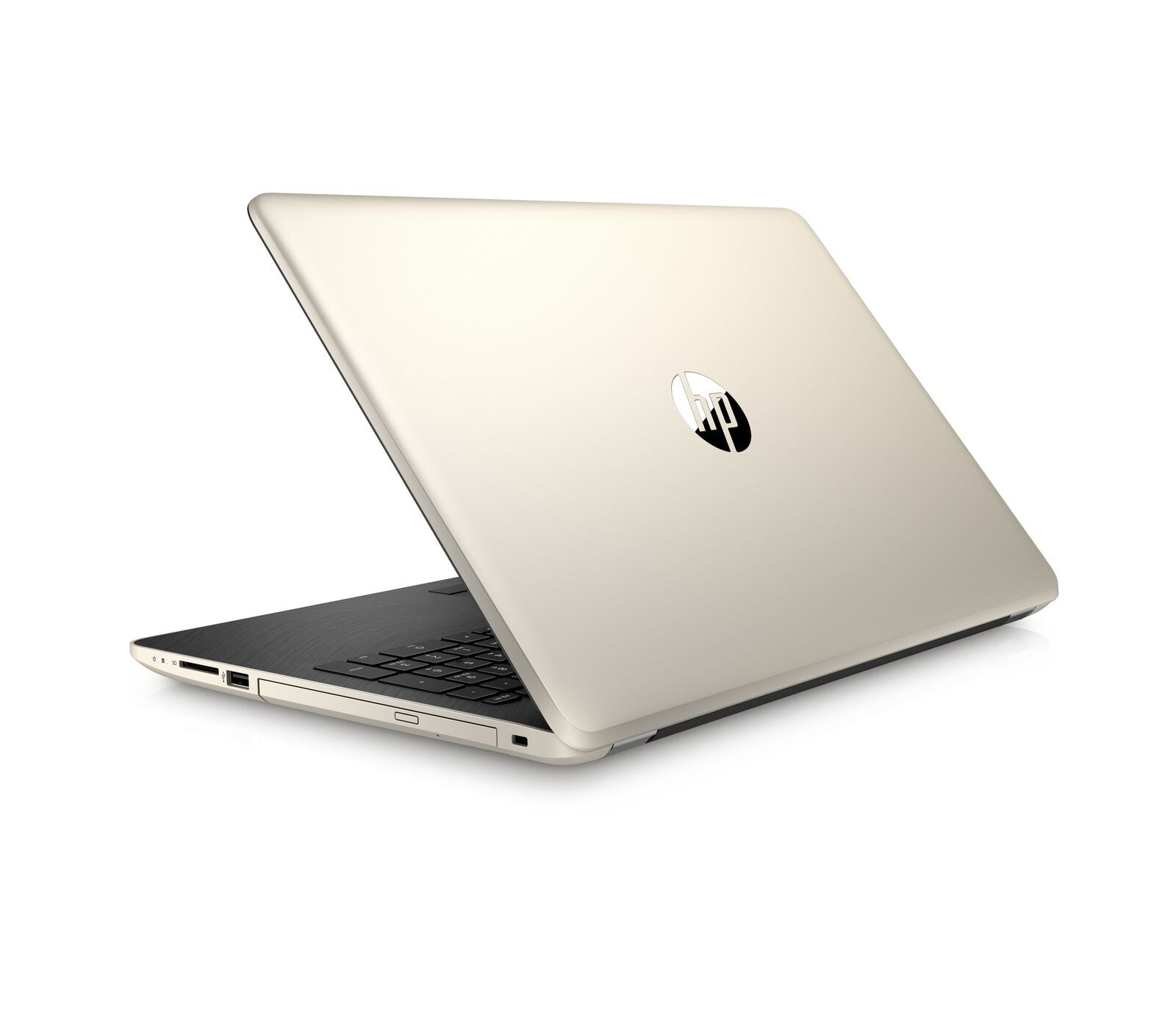 HP 15-bw006wm Notebook 15.6″ HD Touchscreen E2-9000e 1.5GHz 4GB RAM 500GB HDD Win 10 Home Soft Gold
