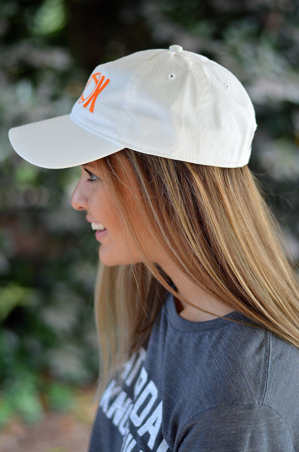 KNOX Football Hat, White