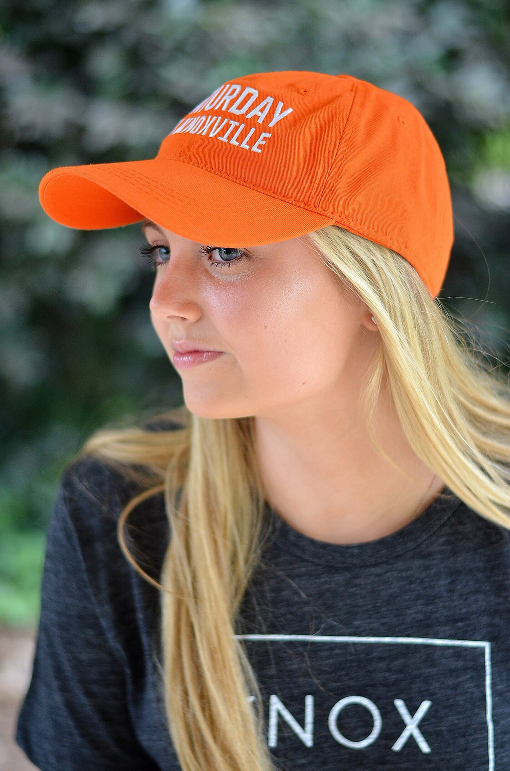 Saturday In Knoxville Hat, Orange