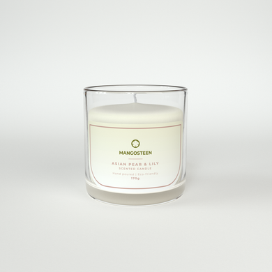 Asian Pear & Lily Candle