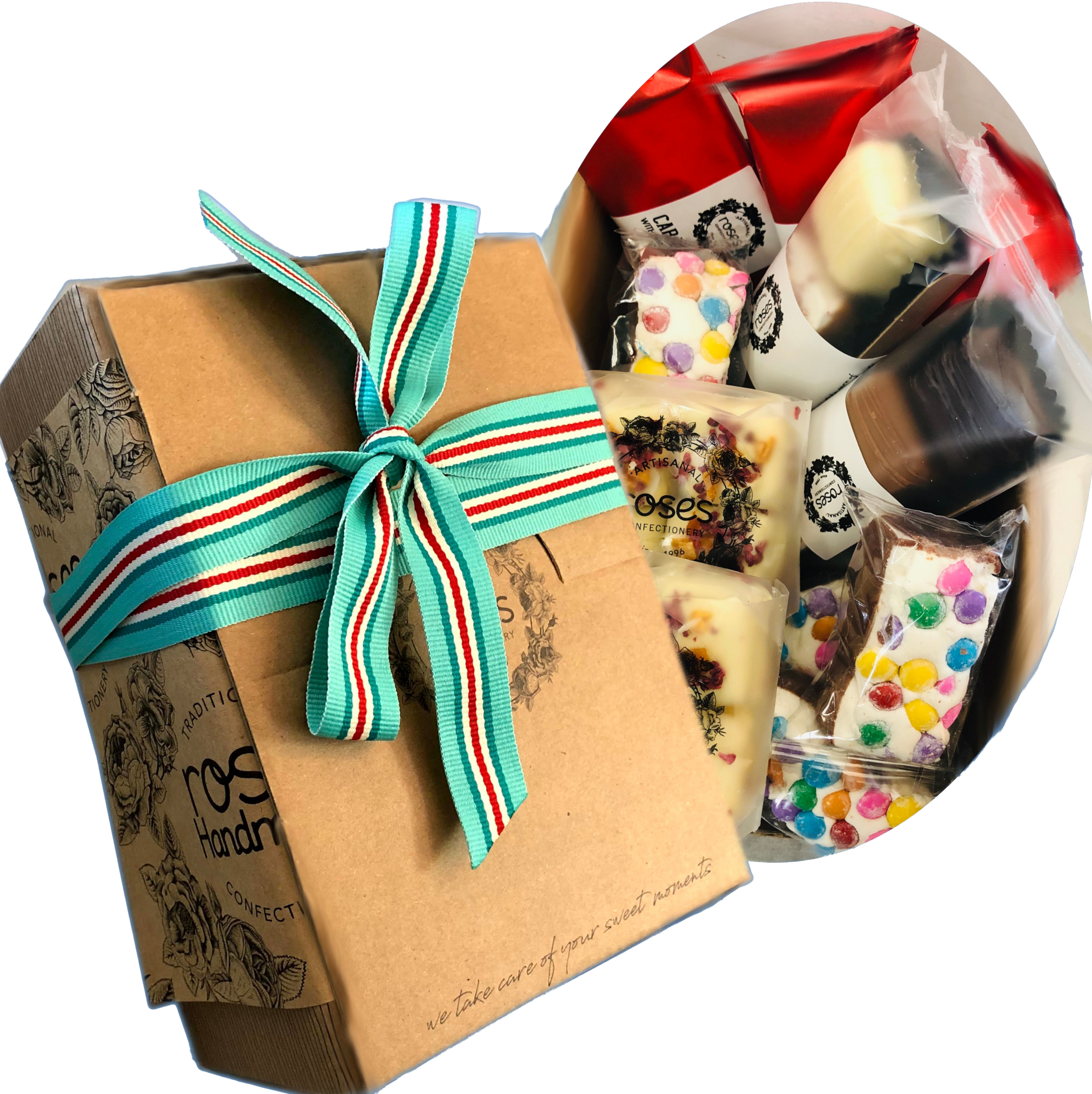"""Mallow Madness"" Hamper: receive FREE SHIPPING - use ""FREESHIP"" code at checkout. Promotion ends 31 March 2020."