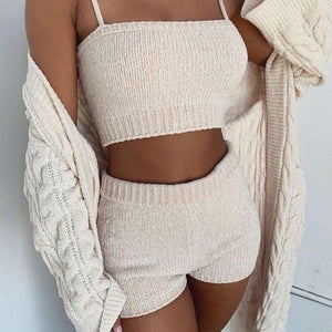 Knitted Tank Set (available in more colours)