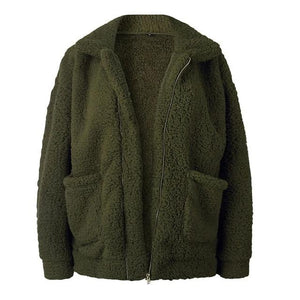 Teddy Bear Jacket (available in more colours)