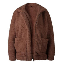 Load image into Gallery viewer, Teddy Bear Jacket (multiple colours)