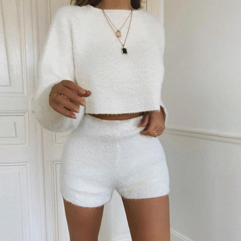 Cozy Short Set