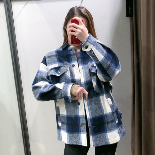Travis Flannel Jacket (available in more colours)