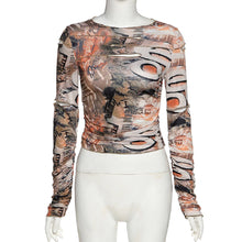 Load image into Gallery viewer, West Long Sleeves Top