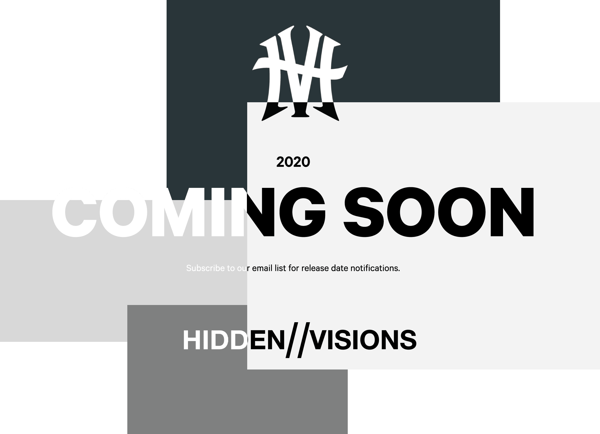Vintage Clothing Coming Soon Placeholder