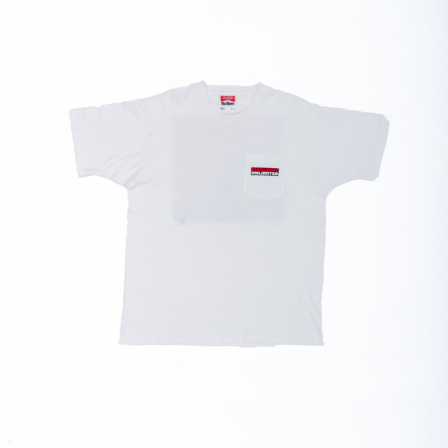 VINTAGE MARLBORO UNLIMITED POCKET T-SHIRT