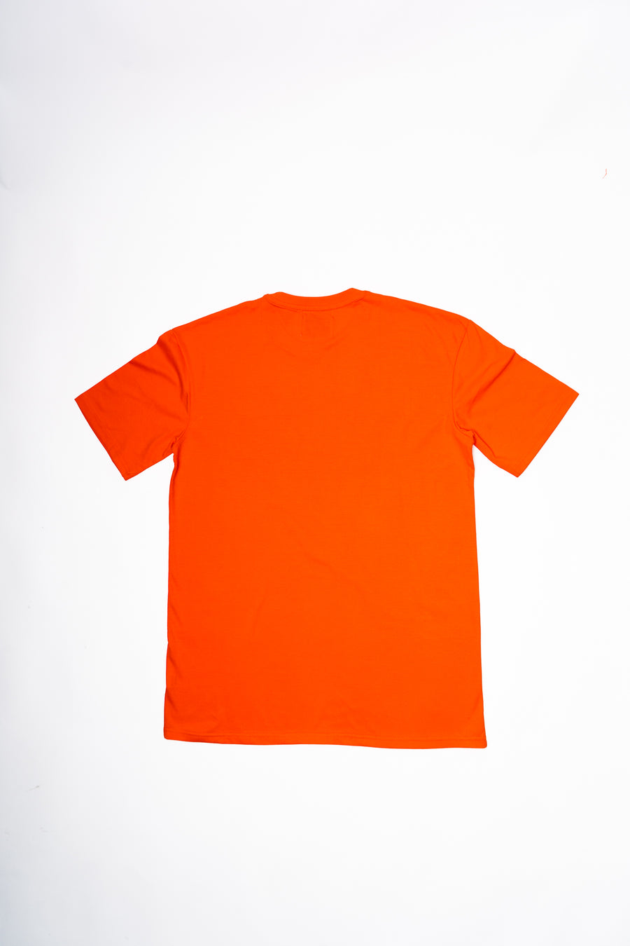 SPLATTER T-SHIRT ORANGE