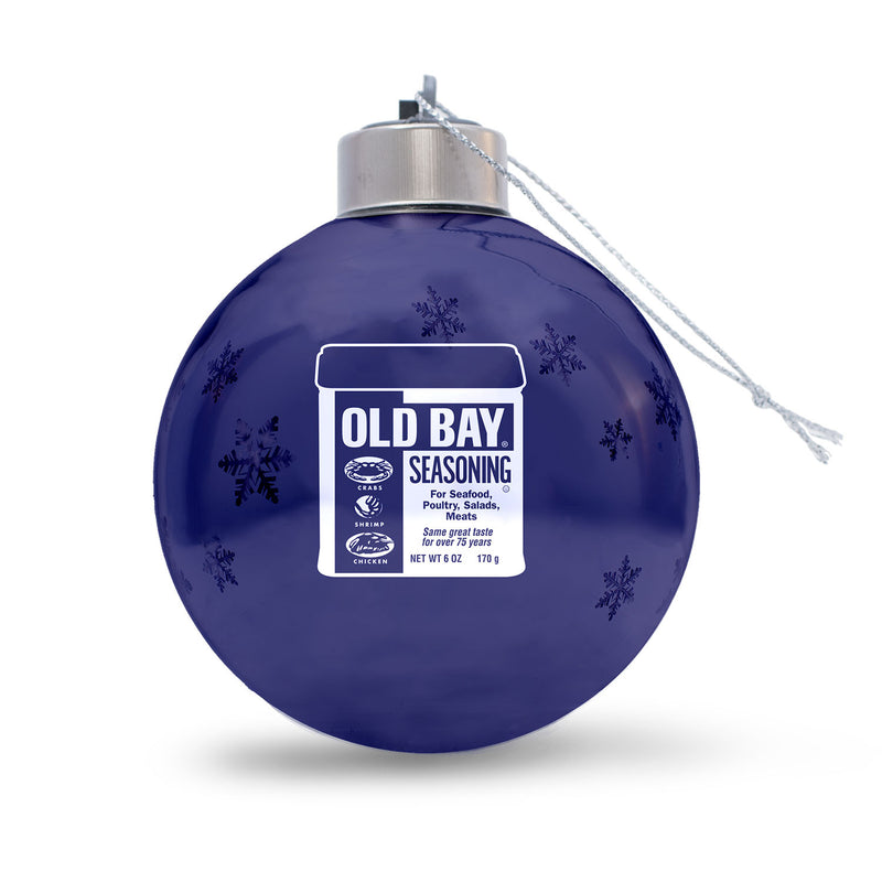 Old Bay® - Can Light Up Ornament