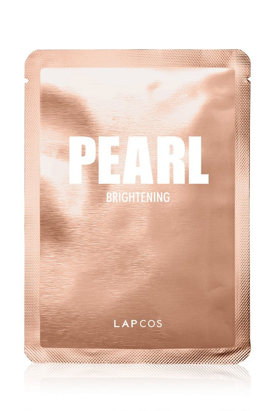 Pearl Sheet Face Mask by Lapcos