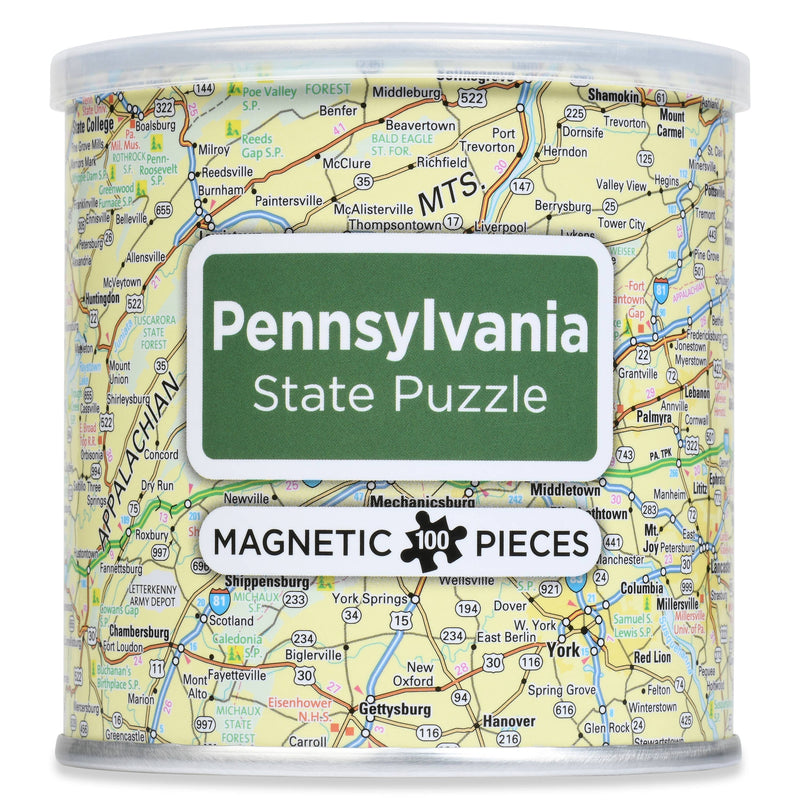 Magnetic Puzzle | Pennsylvania