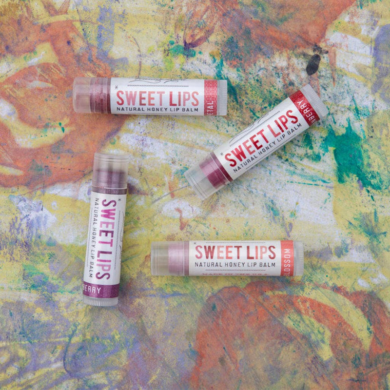 Sweet Lips Tinted Berry Chapstick by Waxing Kara