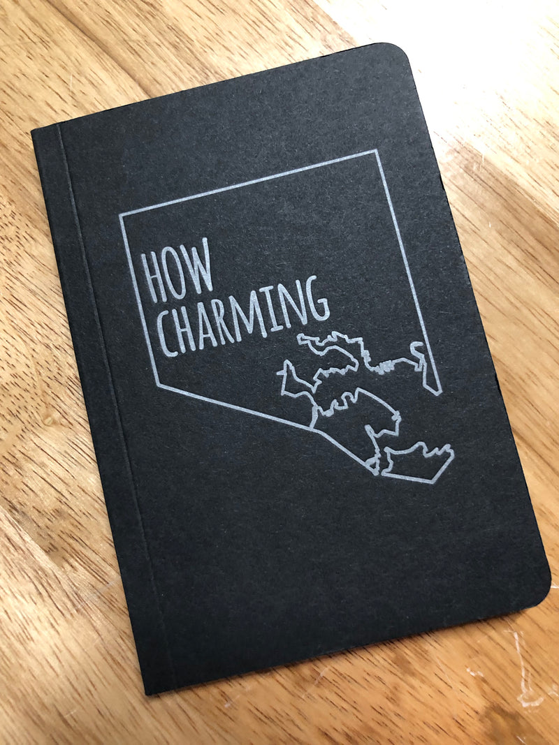 Charm City Threads Notebooks