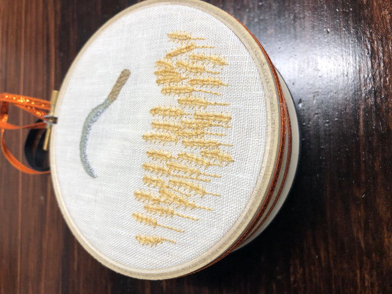 Embroidery Hoops by Lilibet Wenge