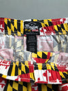 Womens Maryland Flag Boxers