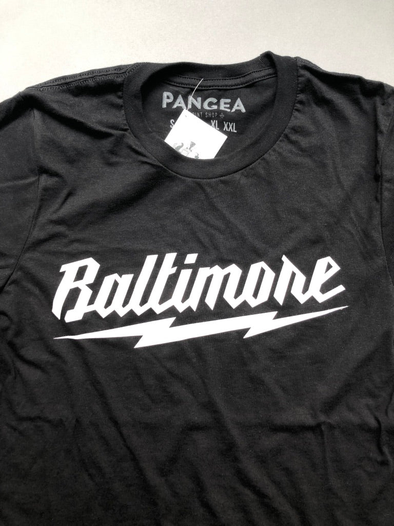 Baltimore Lightning T-Shirts by Pangea Printing
