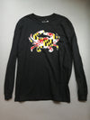 MD Black Flag Crab Long-Sleeve T-Shirt