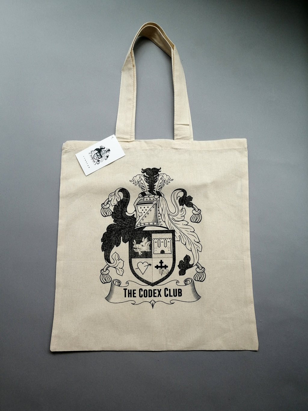 The Codex Club Tote Bag