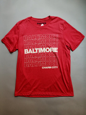 Baltimore Patriot Baseball Tee