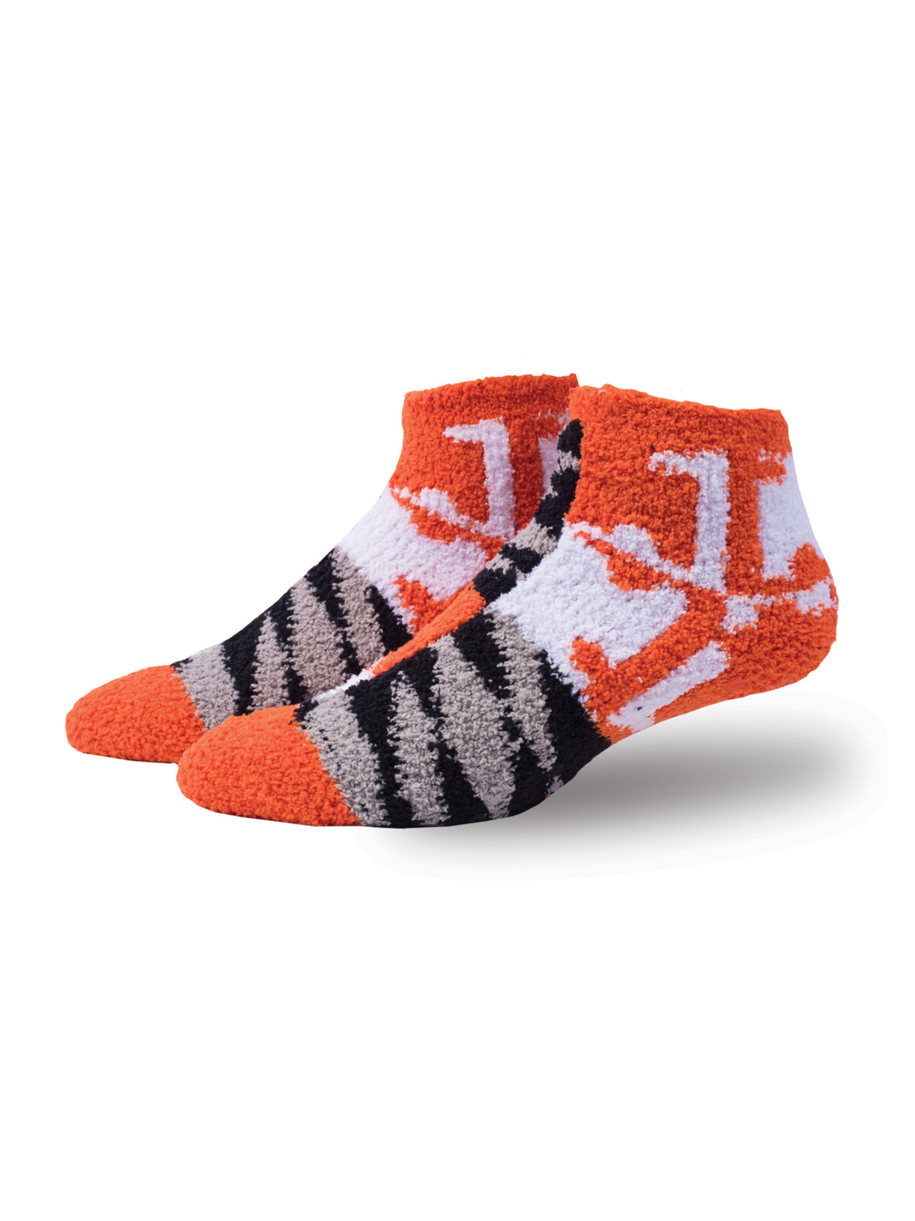 Maryland Orange Sleep Socks