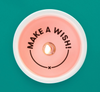 'Make a Wish' Secret Message Candle - thecodexclub