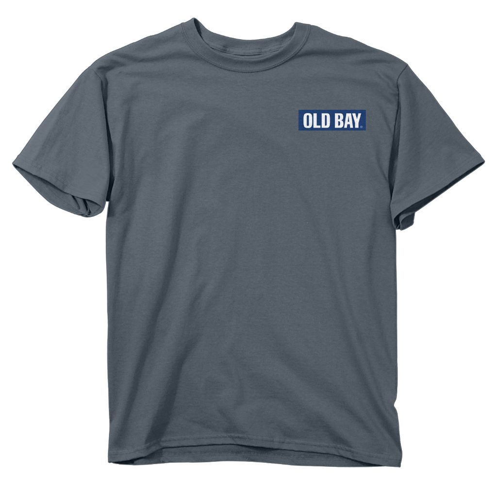 Old Bay Good Boy Indigo Blue T-Shirt