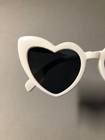 True Romance Heart Sunglasses