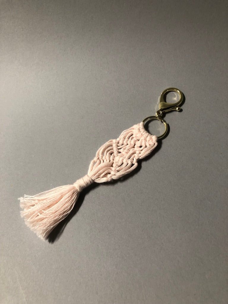 keychains by ore + wool