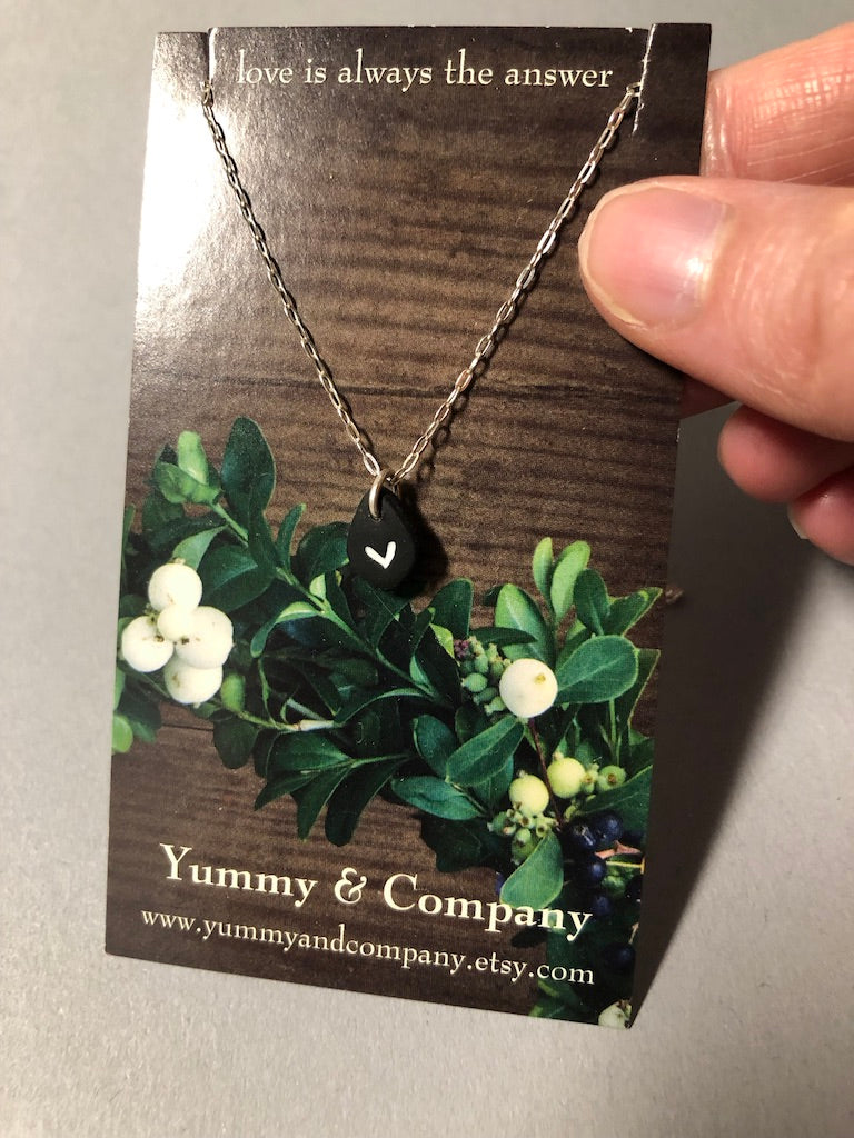 Porcelain Necklaces by Yummy and Company