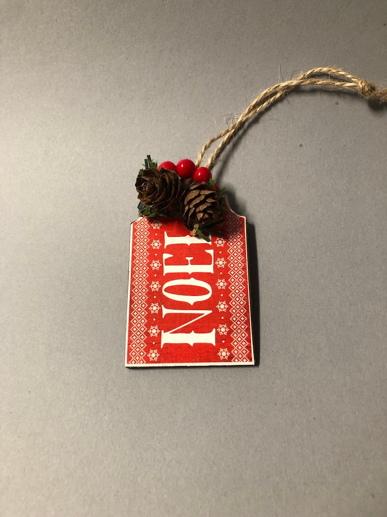 Holiday Well Wishes Ornament