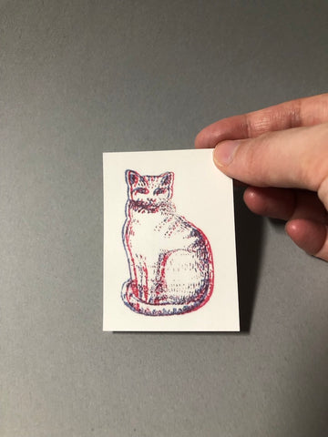 Good Cat Stickers