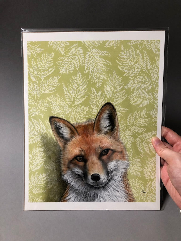 Print by Emily Uchytil
